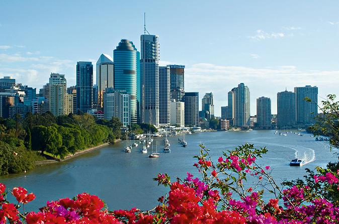 Cityscape of Brisbane, Australia